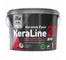 """DufaPremium"" ВД краска KeraLine 20  база3  2,5л"